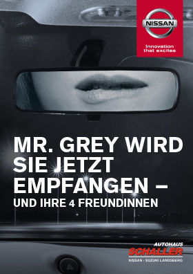 50 Shades of Grey - Exklusive Vorstellung