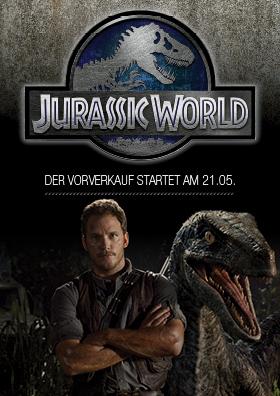 JURASSIC WORLD (Teil 4) in 3D