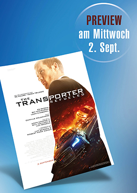 """Preview """" The Transporter Refueled """""""