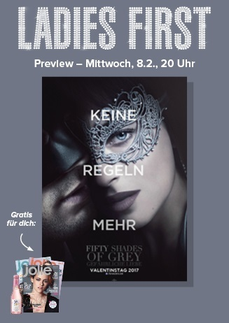 Ladies First: Fifty Shades of Grey - Gefährliche Liebe