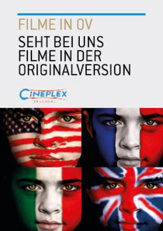 Filme in englischer Originalfassung