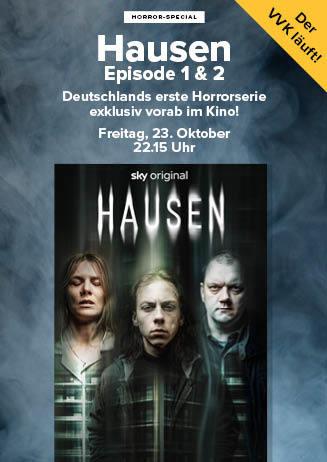 """201023 Special """"Hausen"""""""