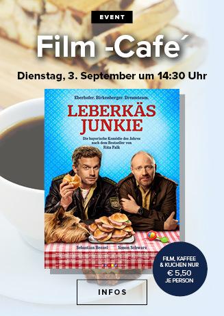 Filmcafé: Leberkäsjunkie