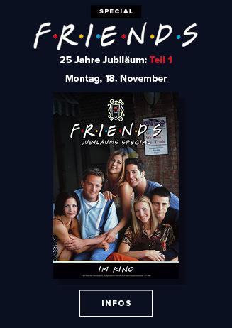 Friends 25 Jahre Jubiläum Teil 1