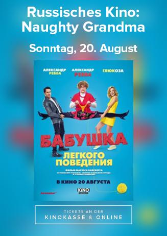 Russisches Kino: Naughty Grandma