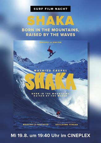 Surf Film Nacht: SHAKA (Wh)