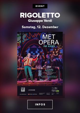 Metropolitan Opera - Met Opera: Verdi Rigoletto, 12.12.2020