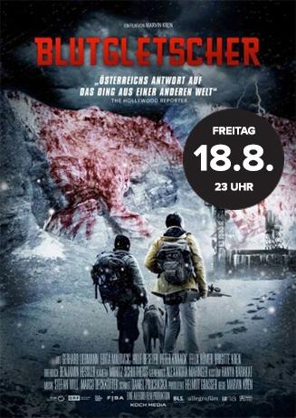 Randfilm Nights: Blutgletscher