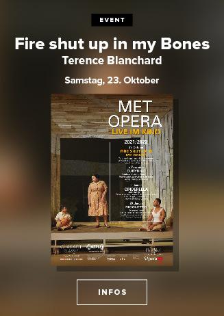 """MET Opera: """"Fire Shut Up In My Bones"""""""