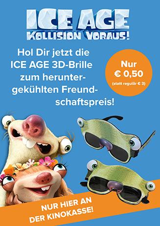 Ice Age 3D-Brille