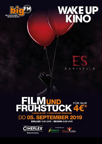 bigFM WakeUpKino: ES, KAPITEL 2