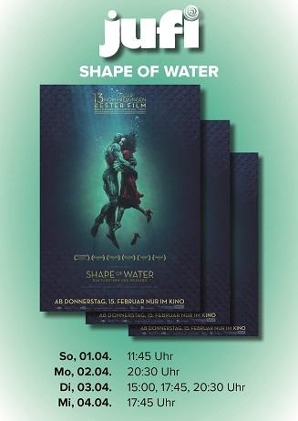 JUFI - Shape of Water