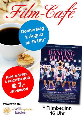 "190801 Film-Café ""Dancing Queens"""