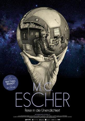 M.C. Escher - Reise in die Unendlichkei
