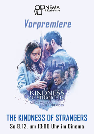 Preview: THE KINDNESS OF STRANGERS