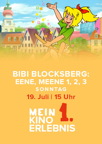 Mein erstes Kinoerlebnis: BIBI BLOCKSBERG
