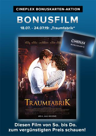 "Bonusfilm: ""Traumfabrik"""