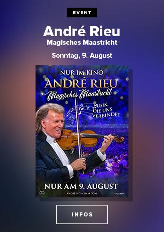 Event: André Rieu: Magisches Maastricht 9.8.