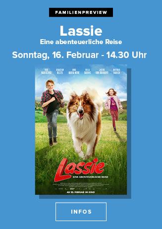 """200216 FamPrev """"Lassie"""""""