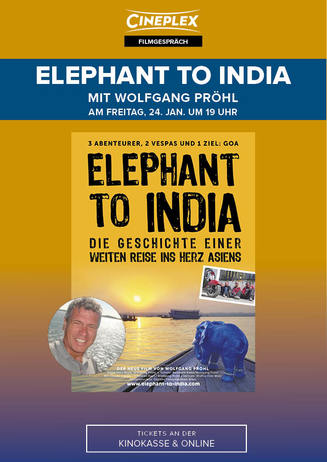 Filmgespräch: Elephant to India