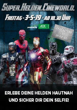 """190503 Starbesuch """"Avengers: Endgame"""""""