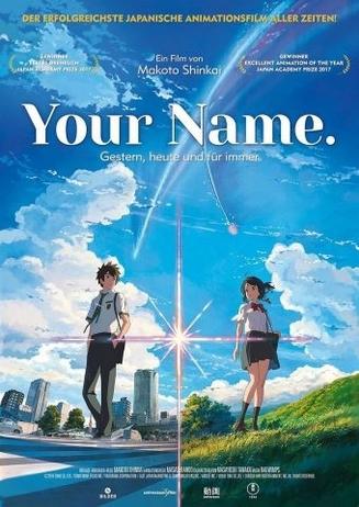 Anime Night: Your Name. Gestern, Heute und für Immer.
