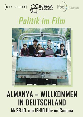 Politik und Film: Almanya – Willkommen in Deutschland
