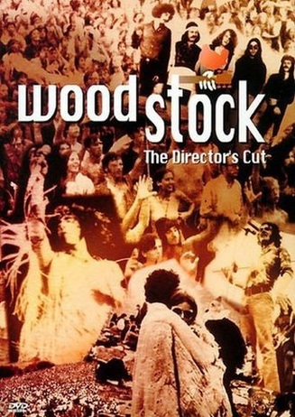 music on screen: WOODSTOCK - THE DIRECTOR'S CUT