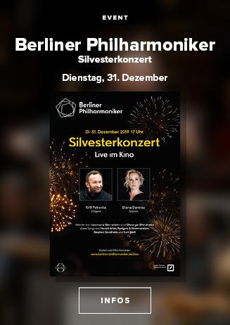 Berliner Philharmoniker Silvesterkonzert