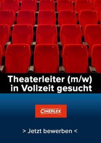 Wir suchen: Theaterleiter (w/m) in Vollzeit