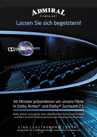 Dolby Atoms