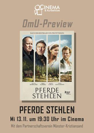 OmU-Preview: PFERDE STEHLEN