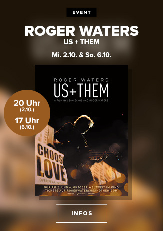 "Event: ""ROGER WATERS US + THEM"""