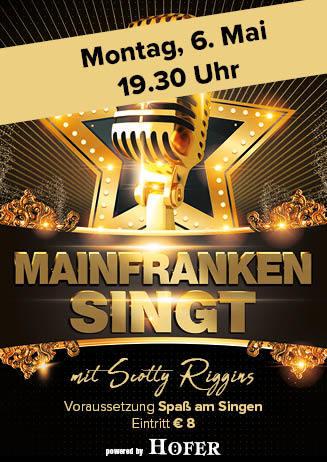 190506 Mainfranken singt