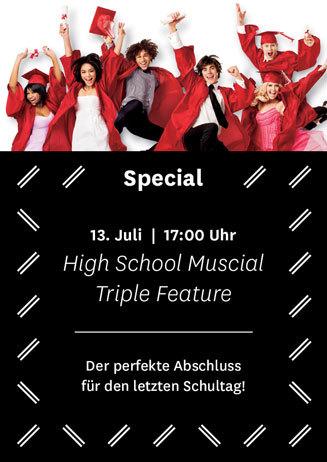 Triple: High School Musical
