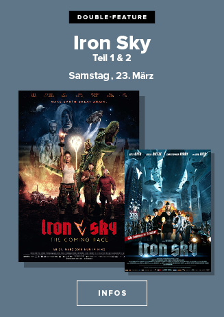 Double Feature: Iron Sky Teil 1 + 2