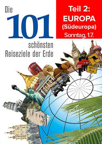"""180701 Reisematinee """"101 Plätze... Europa 2"""""""