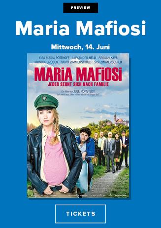 Maria Mafiosi - Jeder sehnt sich nach Familie