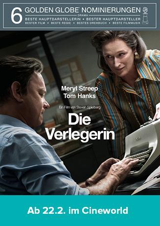 """180228 Filmstart """"Die Verlegerin"""""""