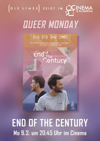 Queer Monday: END OF THE CENTURY
