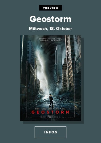 """Preview """" Geostorm """""""