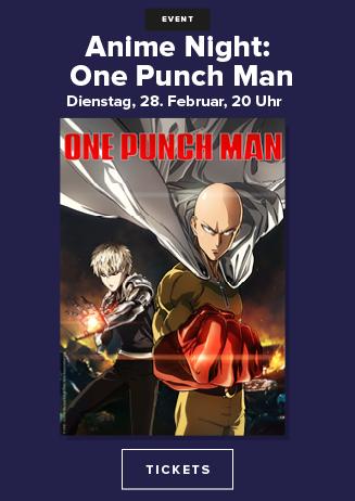 Anime Night VP One Punch Man