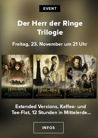 Herr der Ringe Trilogie (Langfassung)