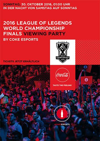 League of Legends World Championship Finals 2016