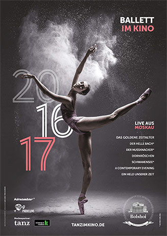 Bolshoi Ballett Live aus Moskau