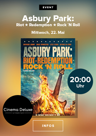 "Event: ""Asbury Park: Riot, Redemption, Rock 'N Roll"""