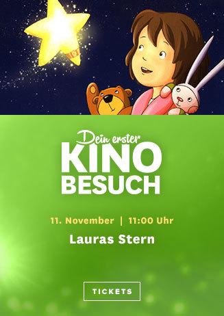 Dein erster Kinobesuch: Lauras Stern
