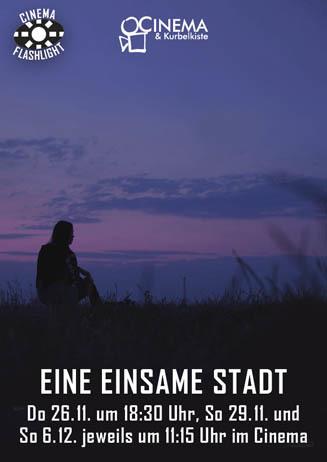 Cinema Flashlight: EINE EINSAME STADT