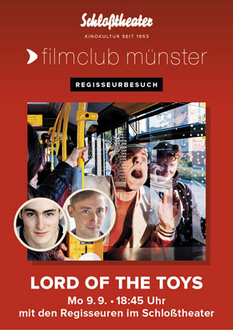 filmclub münster: LORD OF THE TOYS