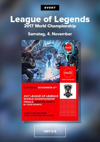 League Of Legends Finals